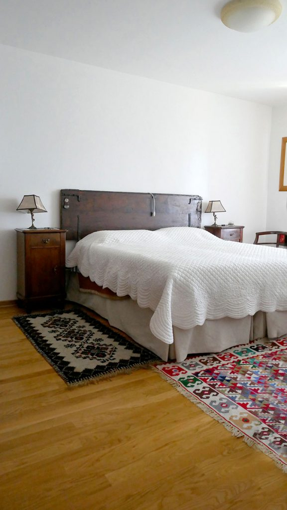 Camera matrimoniale 01_2 della Casa Vacanze Villa Salvador
