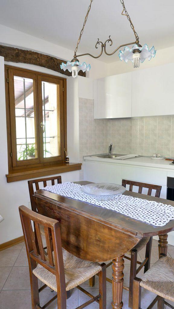 Altra veduta della cucina di Casa Vacanze Villa Salvador