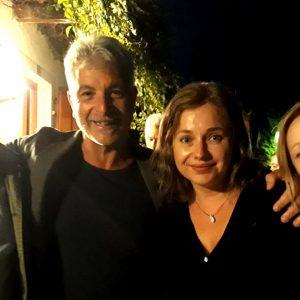 Festa degli allievi della Fondazione Zavrel presso Villa Salvador